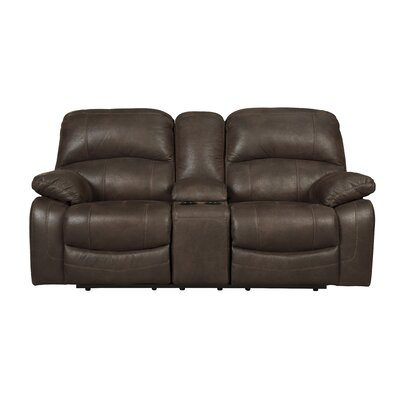 Lindo Glider Reclining Sofa Type: Manual