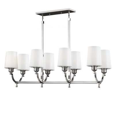 Willard 8-Light Pendant