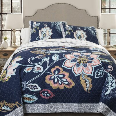 Angel 3 Piece Quilt Set Size: King