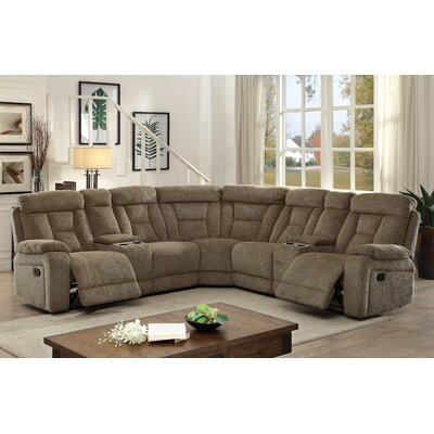 Red Barrel Studio RDBS8551 Webb Reclining Sectional