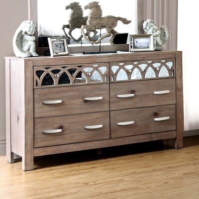 Weymouth 6 Drawer Dresser
