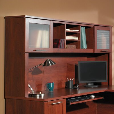 Somerset 36 H x 71 W Desk Hutch Finish: Cherry