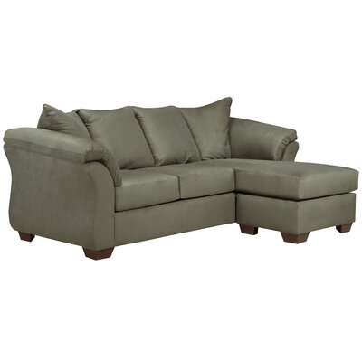 Chisolm Sectional Upholstery: Sage