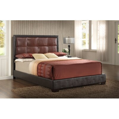 Barkbridge Upholstered Panel Bed Size: Queen