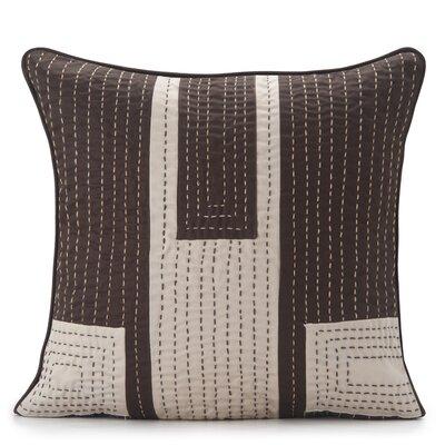 Van Buren Applique Decorative Cotton Pillow