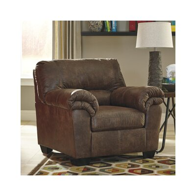Baronets Arm Chair Color: Coffee