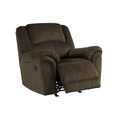 Bavaria Rocker Recliner Type: Manual