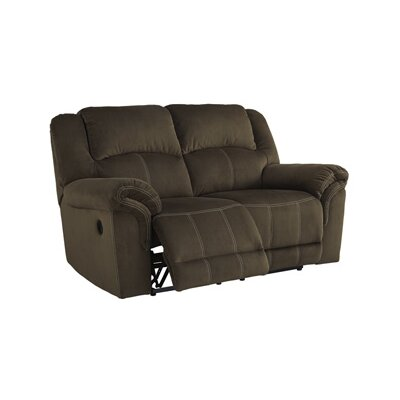 Baxter Reclining Loveseat Type: Manual