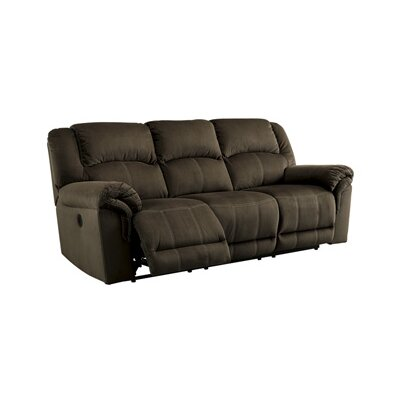 Baxter Springs Reclining Sofa Type: Manual