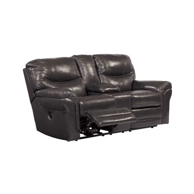 Baytown Double Reclining Sofa with Console Type: Manual