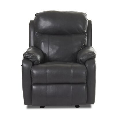 Torrance Recliner with Headrest and Lumbar Support