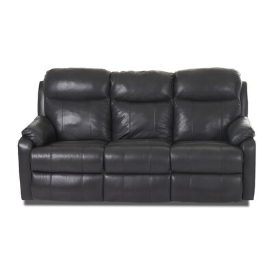 Torrance Reclining Sofa with Headrest and Lumbar Support