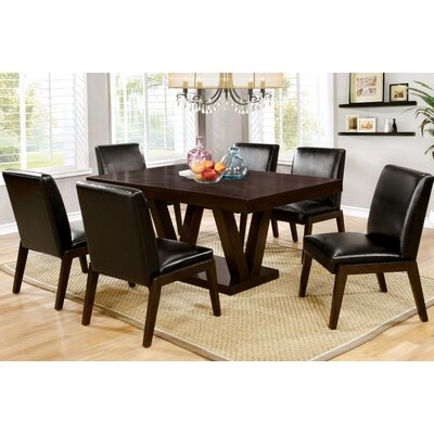 Jefferson 7 Piece Dining Set