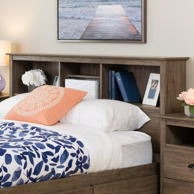 June Bookcase Headboard