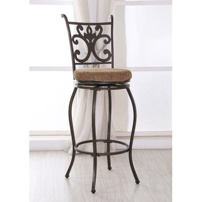 Burbank Swivel Bar Stool