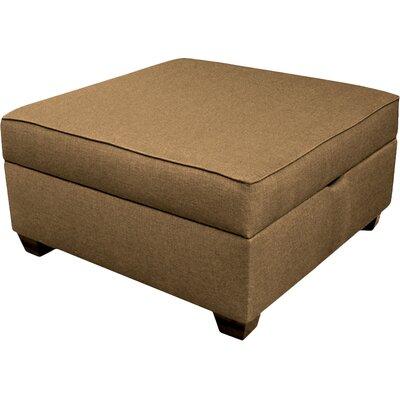 Attica Modular Storage Ottoman Upholstery Color: Mocha