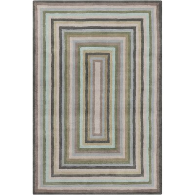 Willow Hand Tufted Wool Area Rug Rug Size: 8 x 10