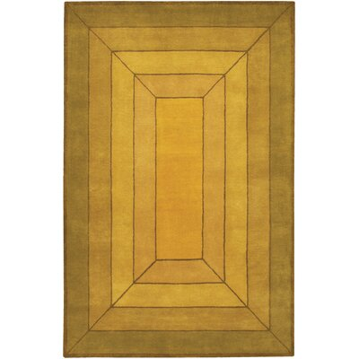 Josephine Hand-Tufted Yellow Area Rug