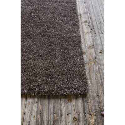 Lettie Grey Area Rug Rug Size: Rectangle 79 x 106