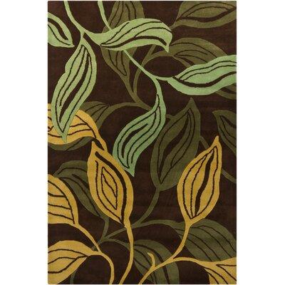Medford Floral Area Rug Rug Size: 79 x 106