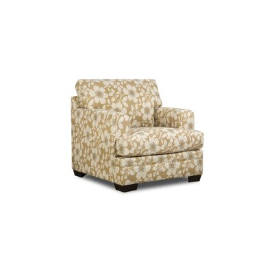 Simmons Stinson Armchair Color: Ceil