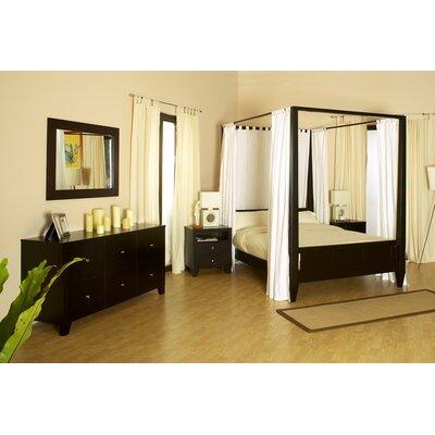 Otterville 5 Piece Bedroom Set Size: Queen