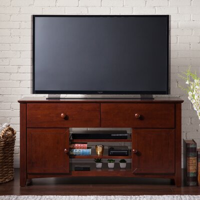 Richland TV Stand with Adjustable Shelves