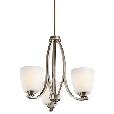 Surrey 3-Light Shaded Chandelier