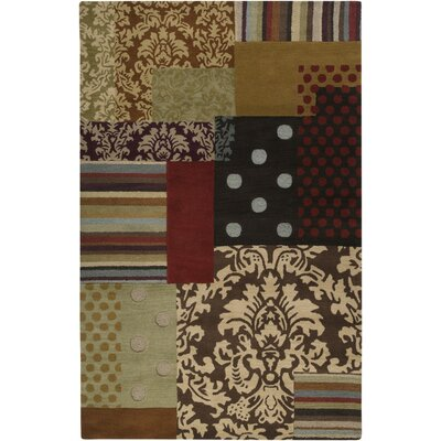 Westland Desert Sand Area Rug Rug Size: Rectangle 2 x 3