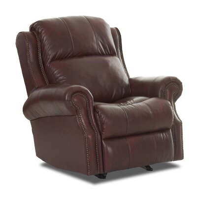 Defiance Leather Recliner