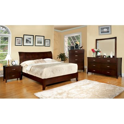 Beauregard Platform Customizable Bedroom Set