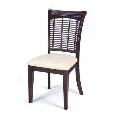 Silsden Side Chairs Color: Dark Cherry
