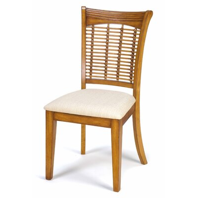 Silsden Side Chairs Color: Classic Oak