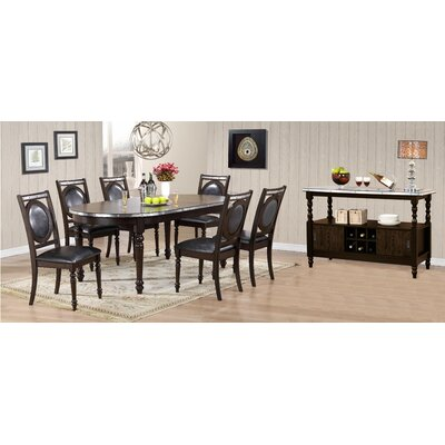 Arnaz 5 Piece Dining Set
