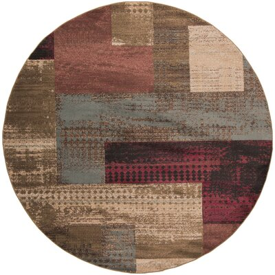 Aldergrove Caramel Area Rug Rug Size: Rectangle 4 x 55