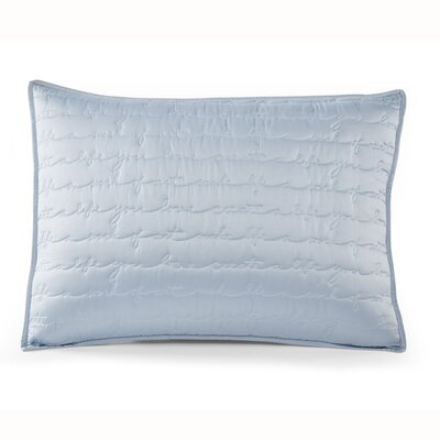 Westlund Sham Size: King, Color: Blue