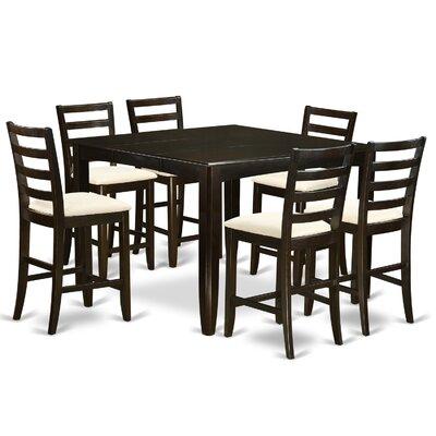 Tamarack 7 Piece Counter Height Dining Set