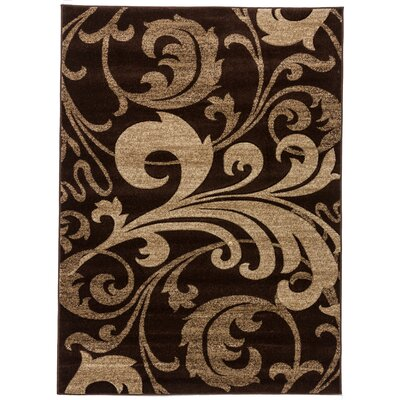 Waynesfield Fleur De Lis Geometric Area Rug Rug Size: Rectangle 710 x 910