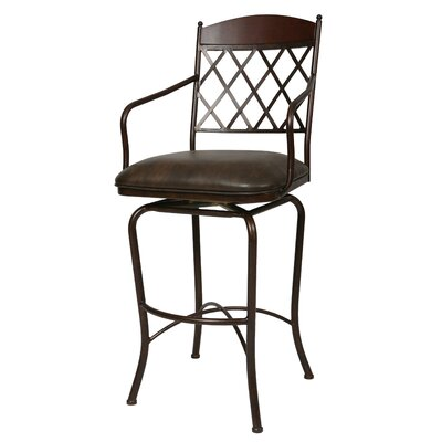 Altona 34 Swivel Bar Stool