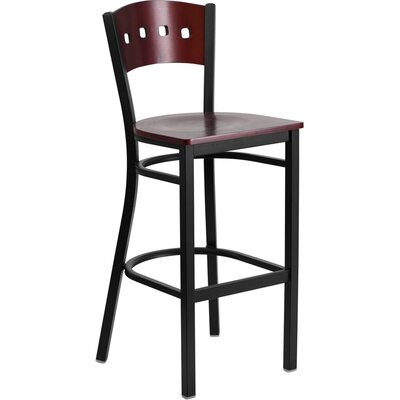 Barker 29.75 Bar Stool