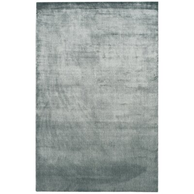 Barnabas Hand-Knotted Rock Area Rug Rug Size: Rectangle 8 x 10