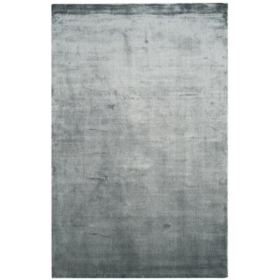 Barnabas Hand-Knotted Elephant Area Rug Rug Size: Rectangle 9 x 12