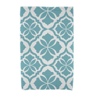 Ceylon Beach Towel Color: Turquoise