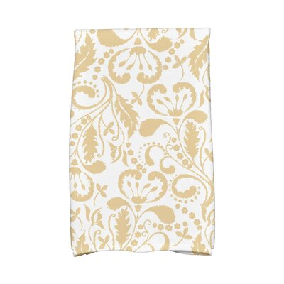 OConnor Hand Towel Color: Gold