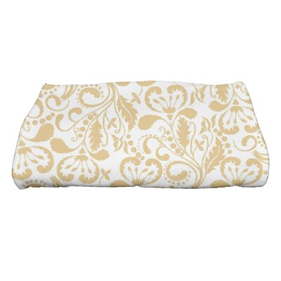 OConnor Bath Towel Color: Yellow