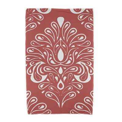 OConnor Beach Towel Color: Red