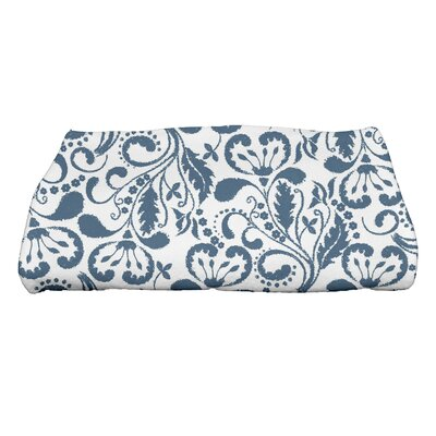 OConnor Bath Towel Color: Blue