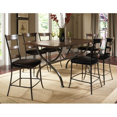 Royalton Rectangle Counter Height Dining Table