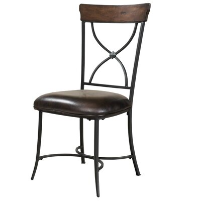 Royalton X-Back Side Chair