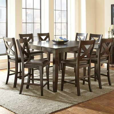 AuCoin 9 Piece Dining Set